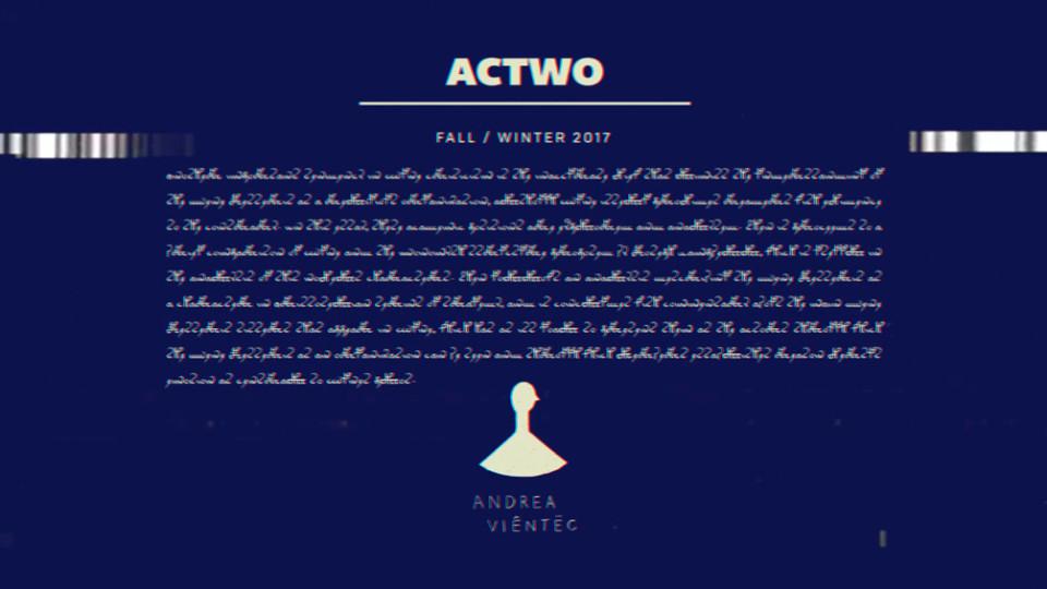 Actwo - Andrea Vientec noise