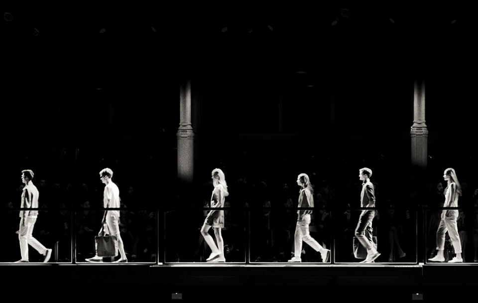 Esma Events catwalk