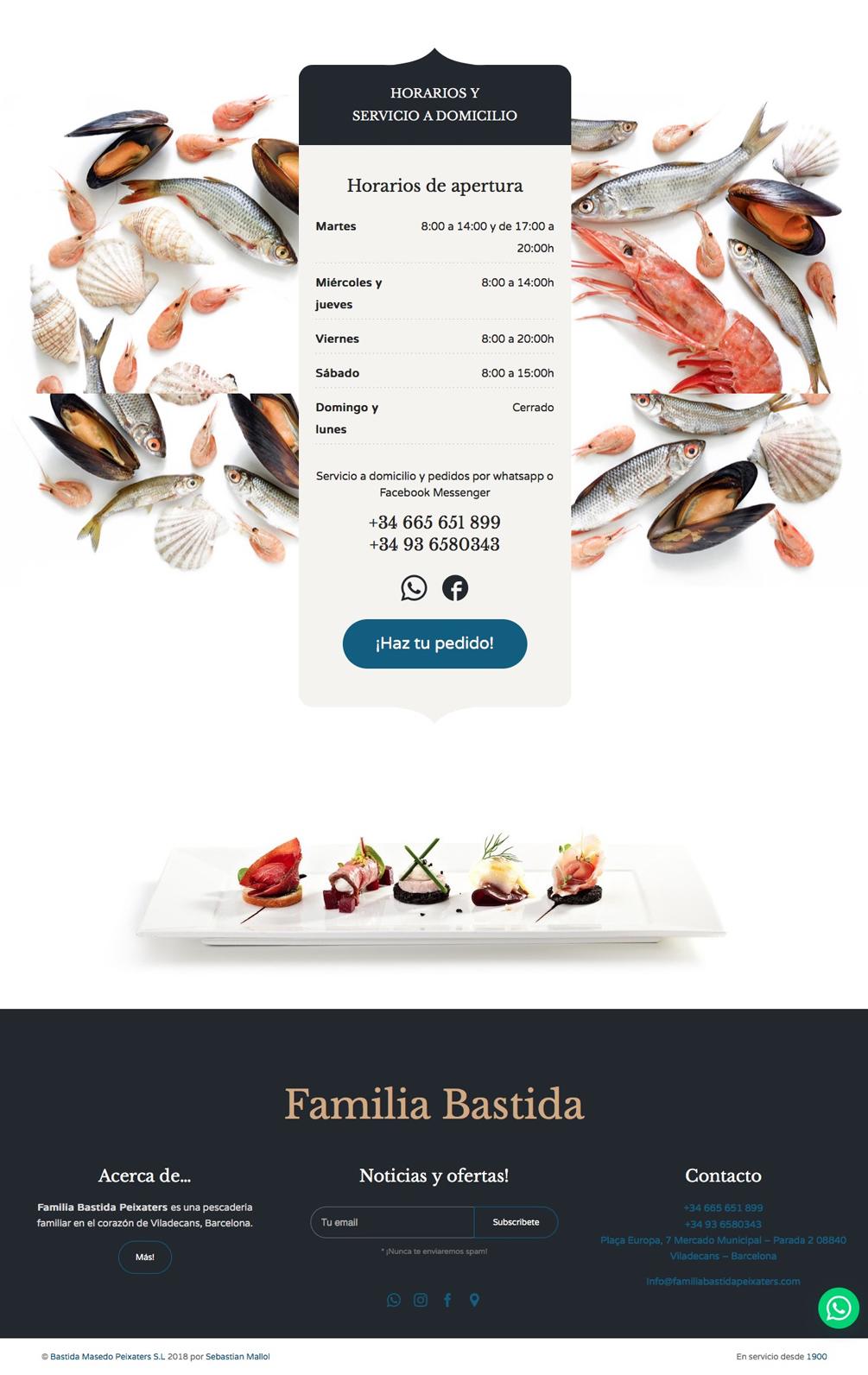 Familia Bastida Screen info