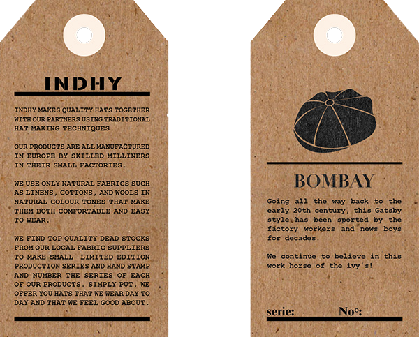 Indhy city labels
