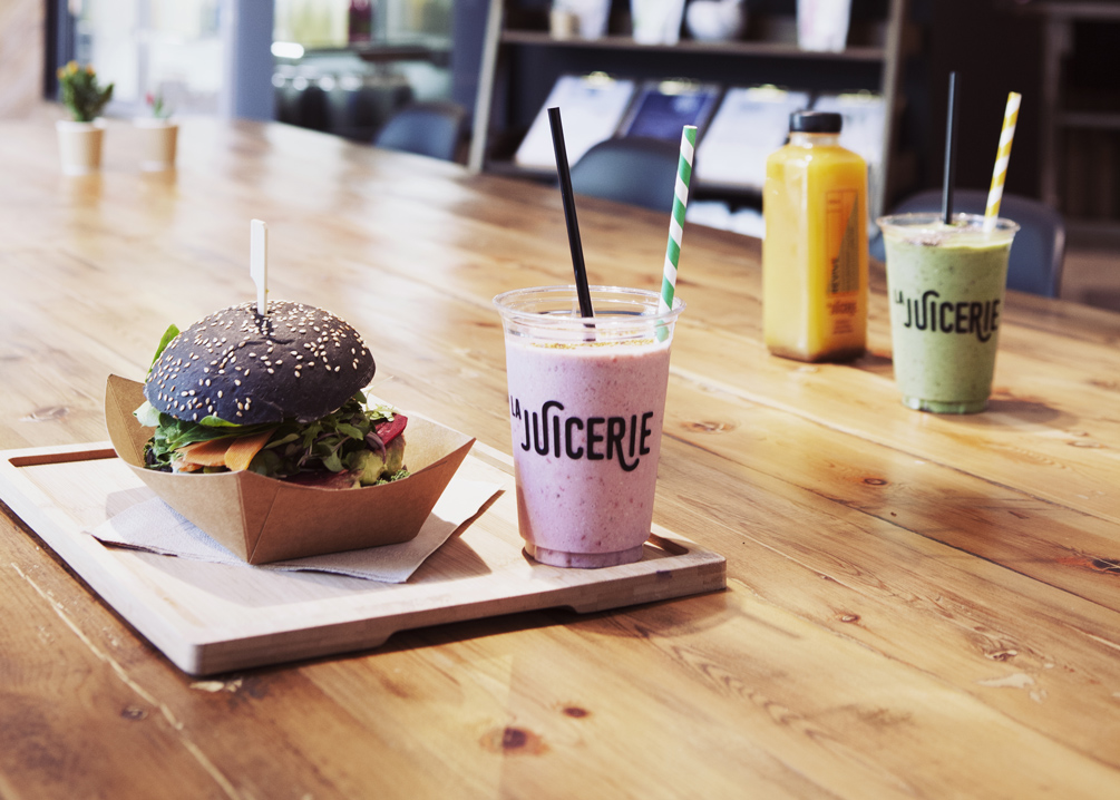 La Juicerie Hamburger