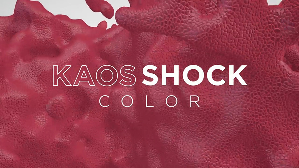 TOUS Kaos Shock Color title